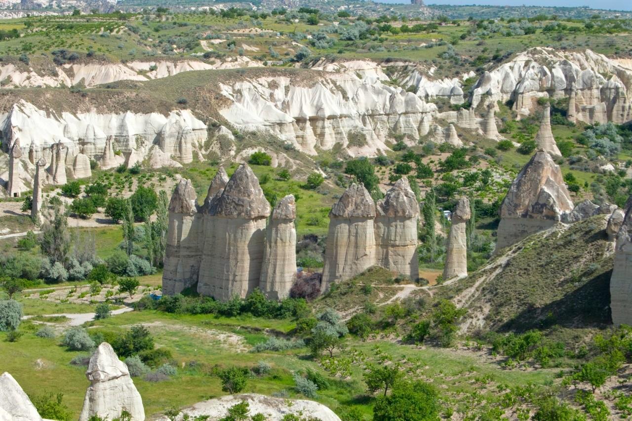 Cappadocia hikes - 3 Love valley 1