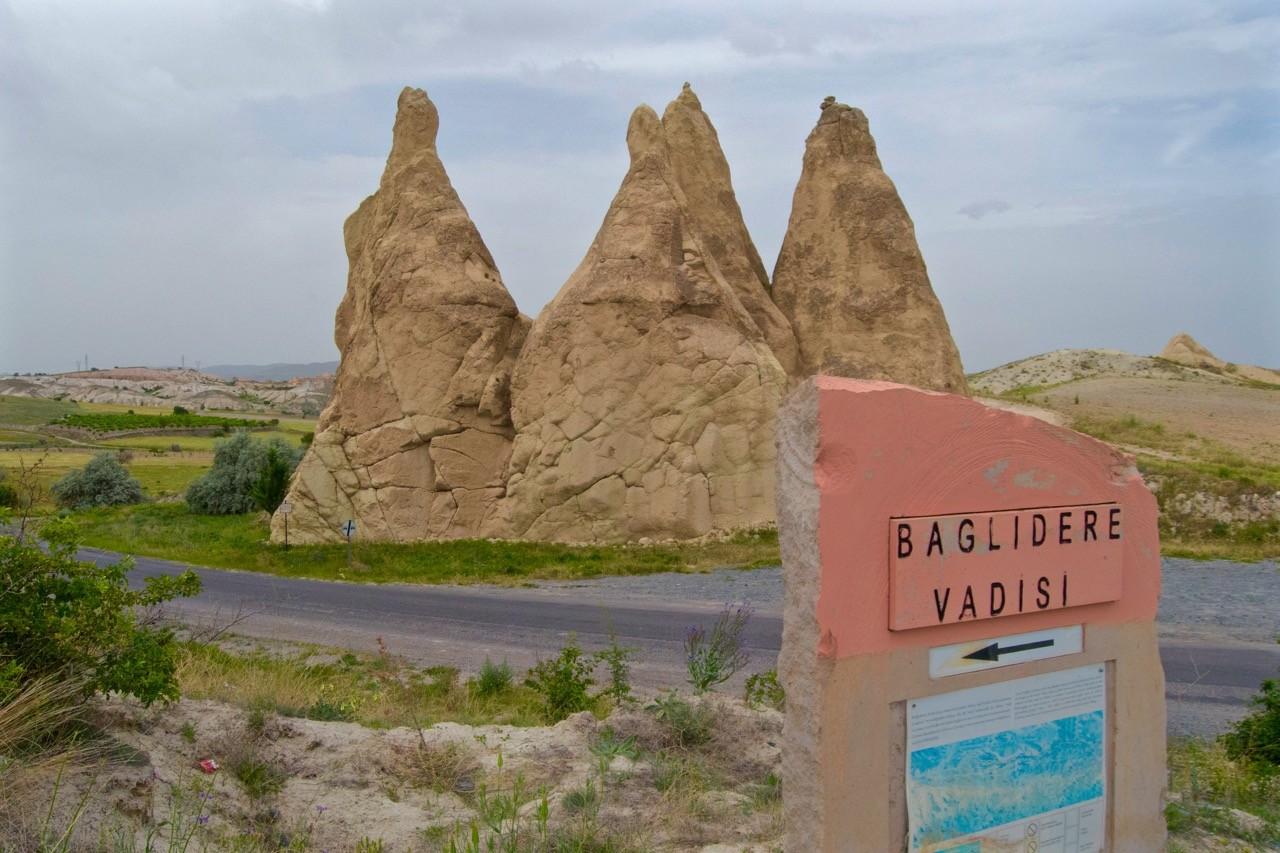 Cappadocia hikes - 4 Love valley 2