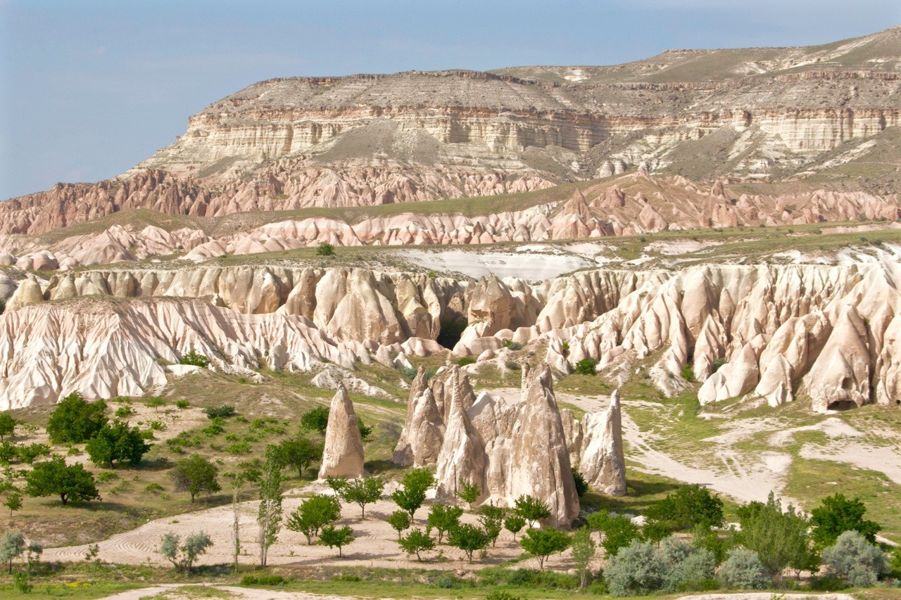 Cappadocia hikes - 5 Red Valley
