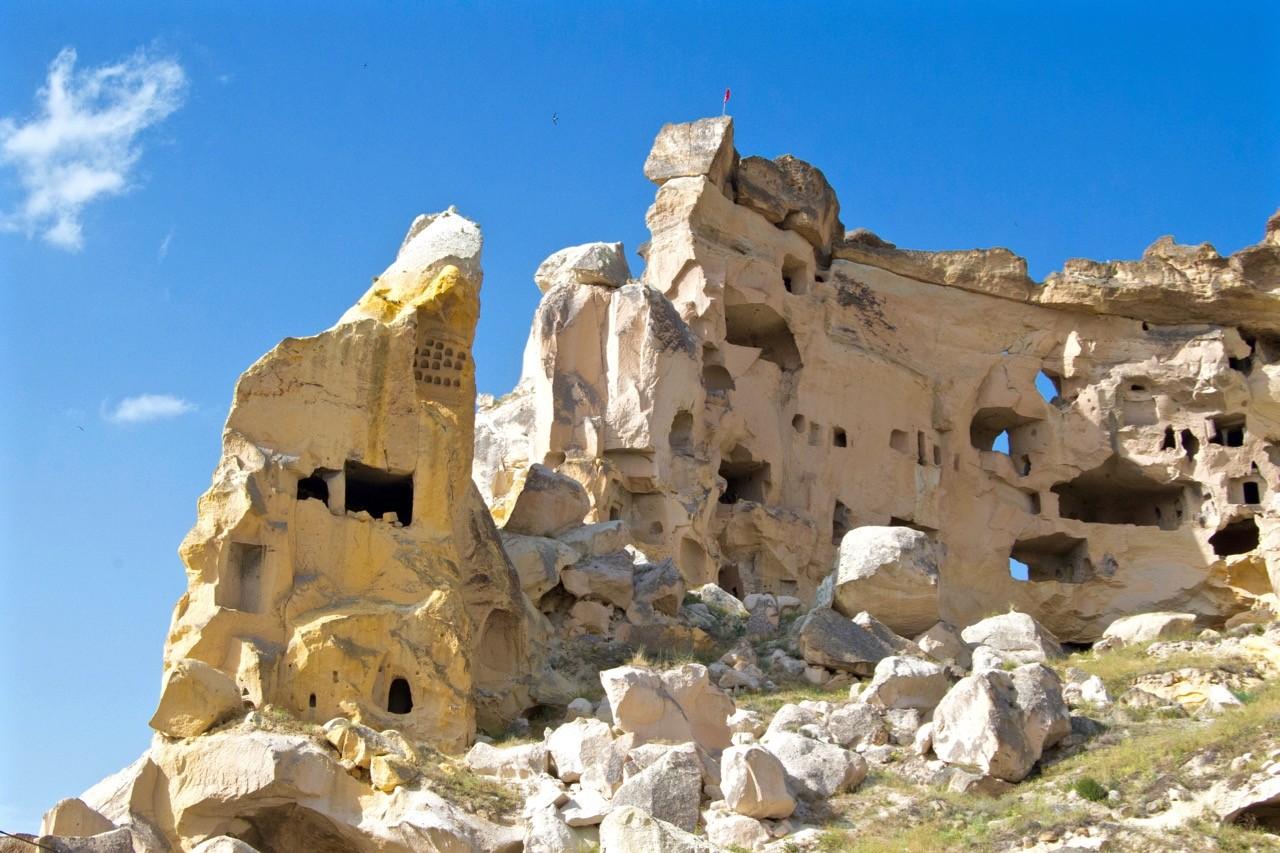 Cappadocia hikes - 7 Rose valley Çavuşin