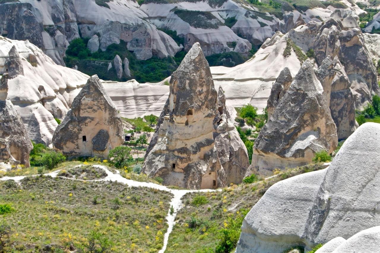 Cappadocia hikes - 9 Zemi valley