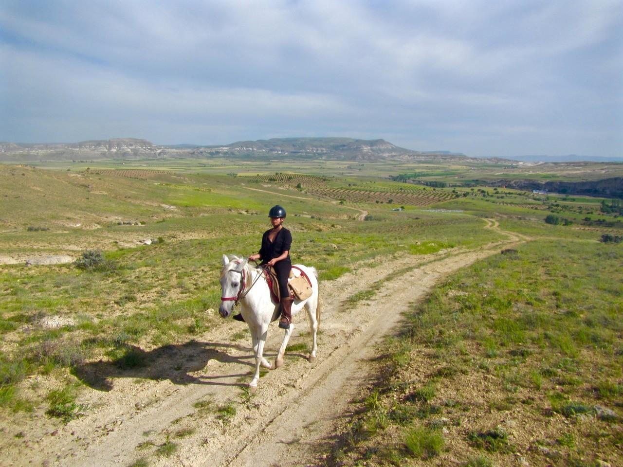 Horse riding in Cappadocia - 16