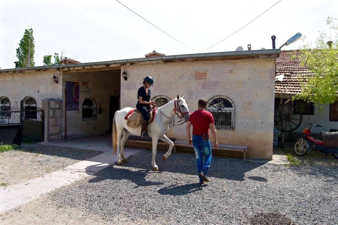 Horse riding in Cappadocia - 2