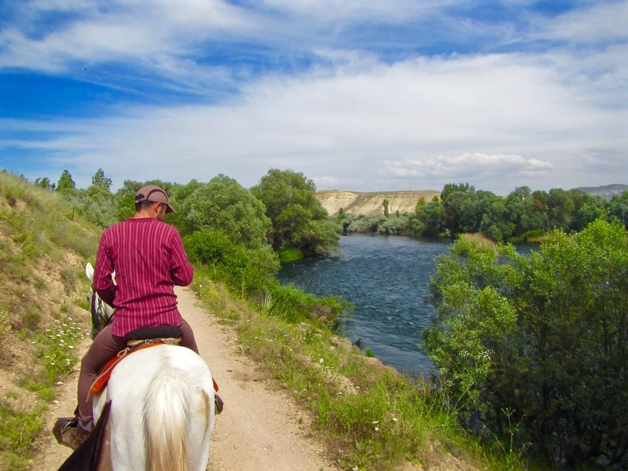 Horse riding in Cappadocia - 7