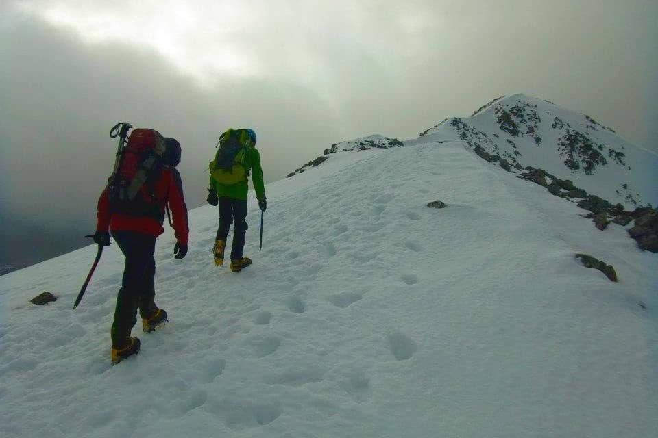 winter mountaineering in the cairngorms- 12