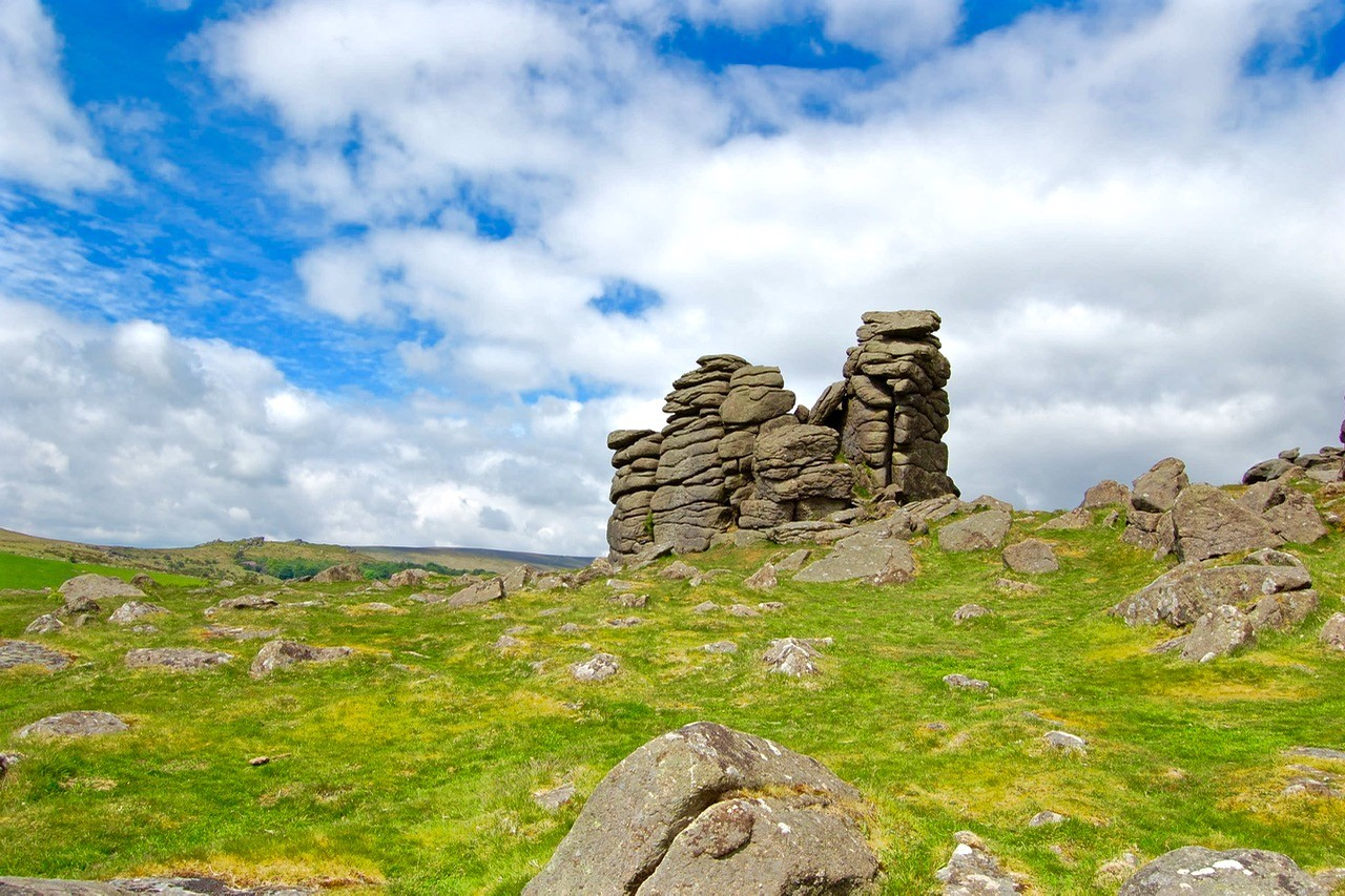 Britain's best long-distance footpaths -dartmoor- 4