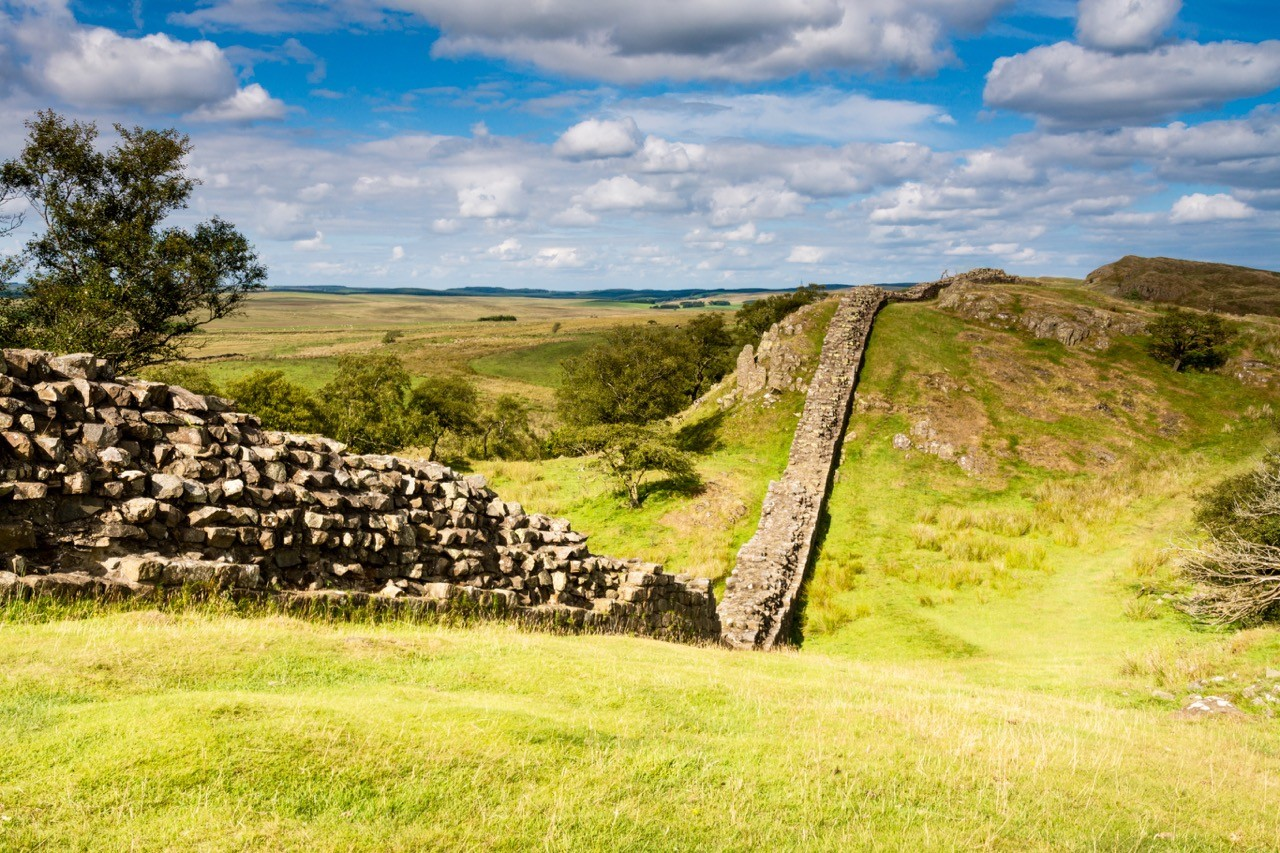britain's best long-distance footpaths -northumberland- 9