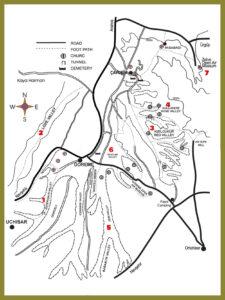 cappadocia-hiking-map