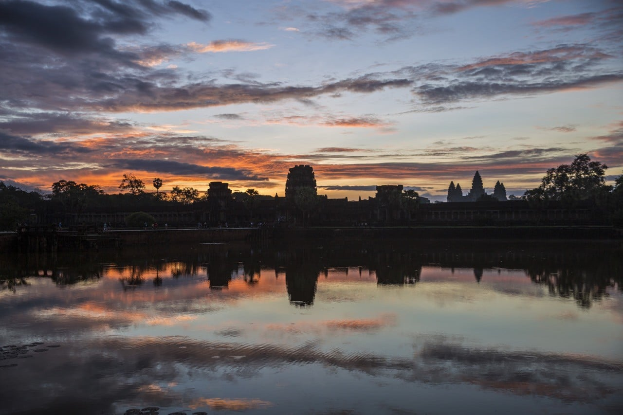 Would places like Angkor Wat be restricted to the wealthy in the face of tourism caps?