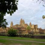 best time to visit Angkor Wat: panorama
