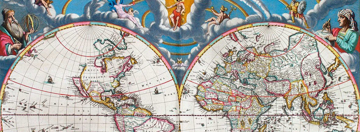 View Map Of The World.12 Maps That Changed Our World View Atlas Boots