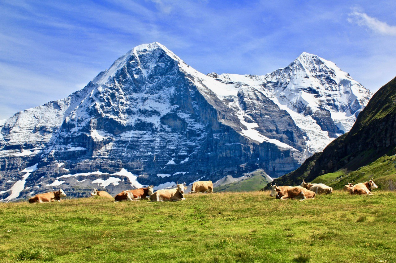 best-countries-for-hiking-switzerland-eiger