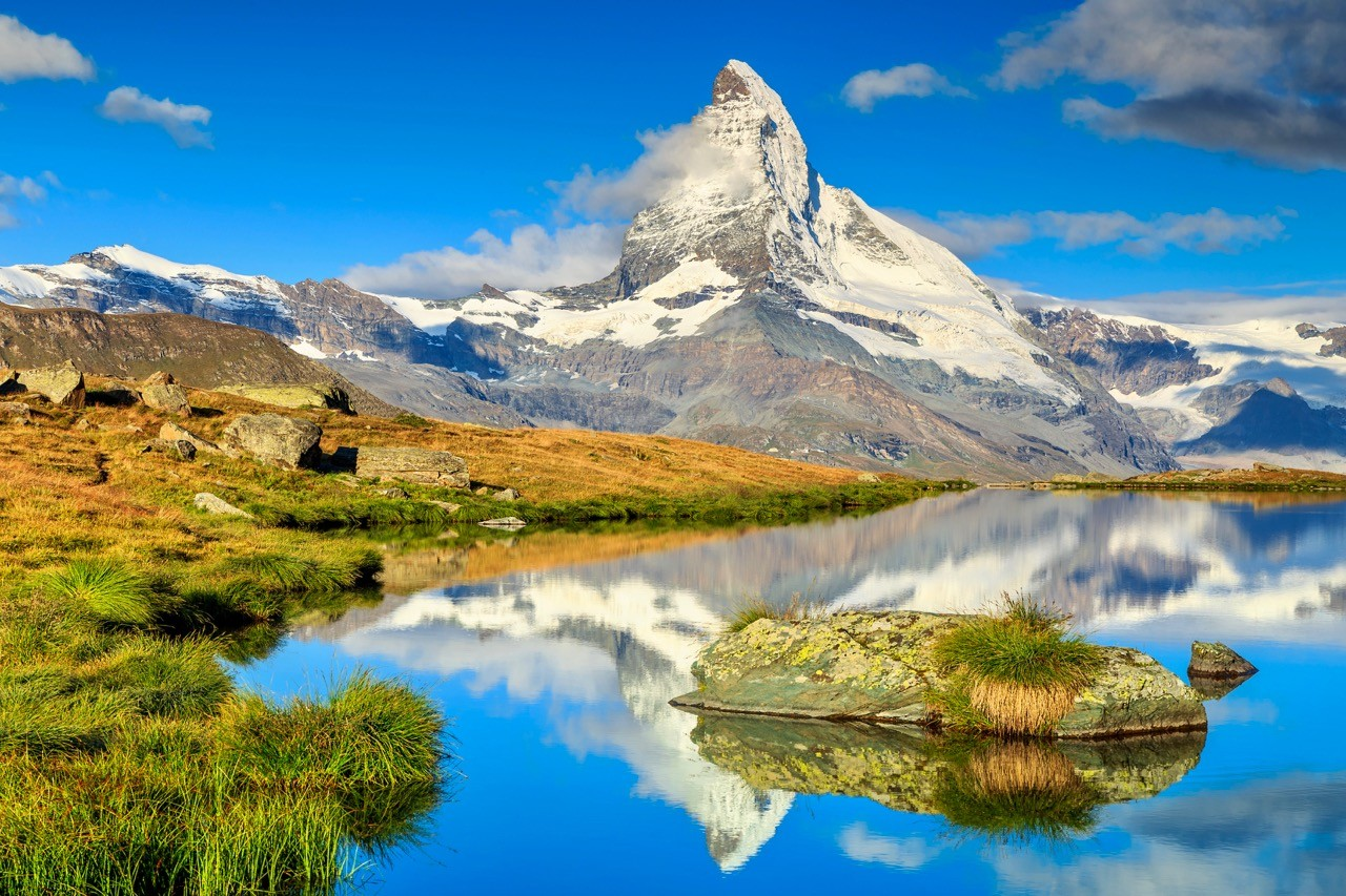 best-countries-for-hiking-switzerland-matterhorn