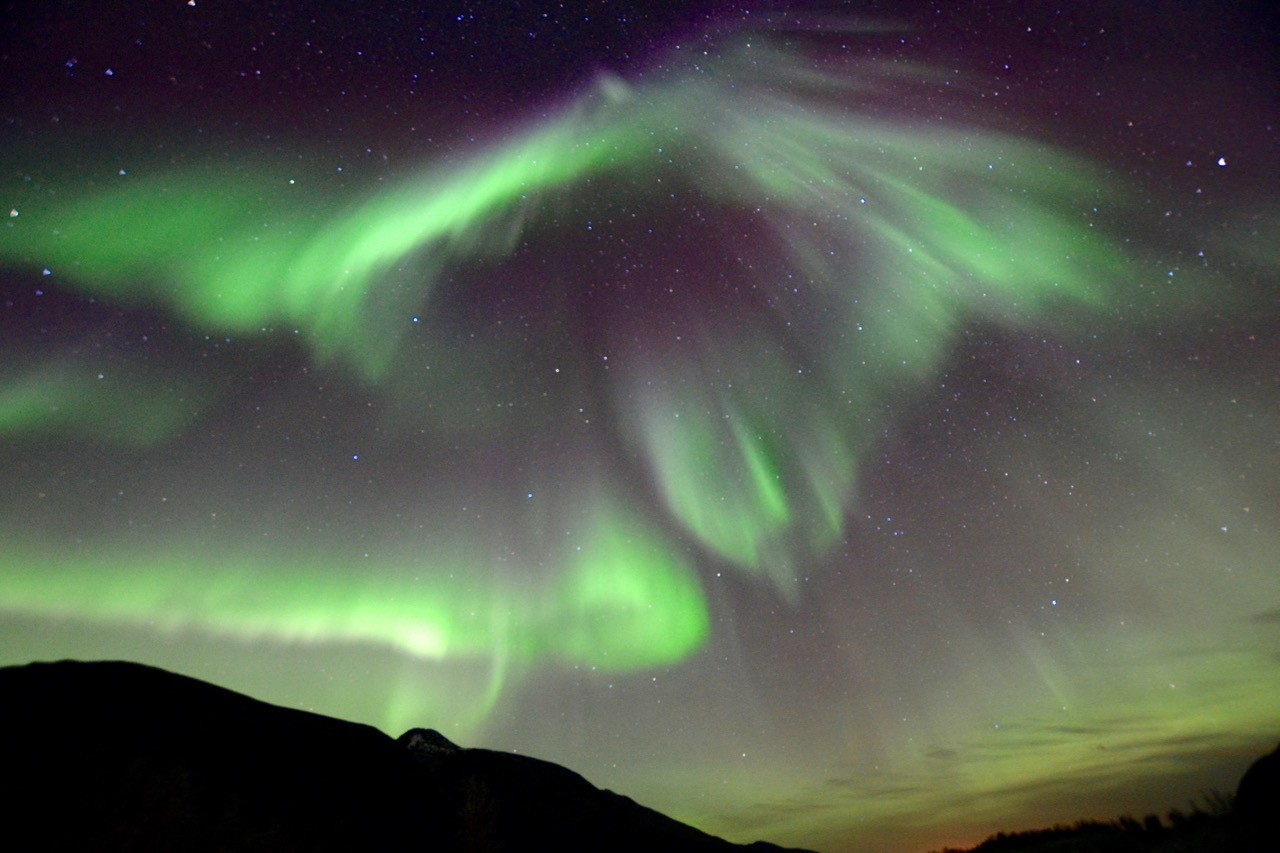 Chasing The Northern Lights In Tromso Atlas Amp Boots