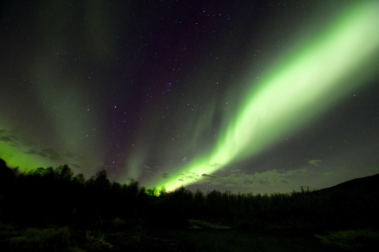 northern lights tromso norway