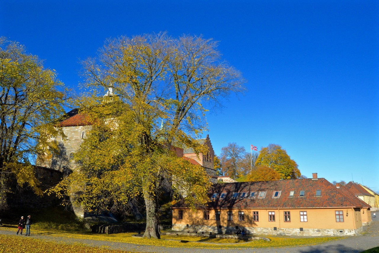 Things to do in Oslo Norway Akershus Fortress