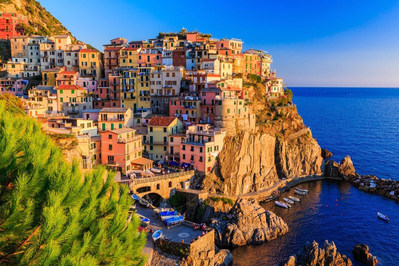 Cinque Terre has tourism caps