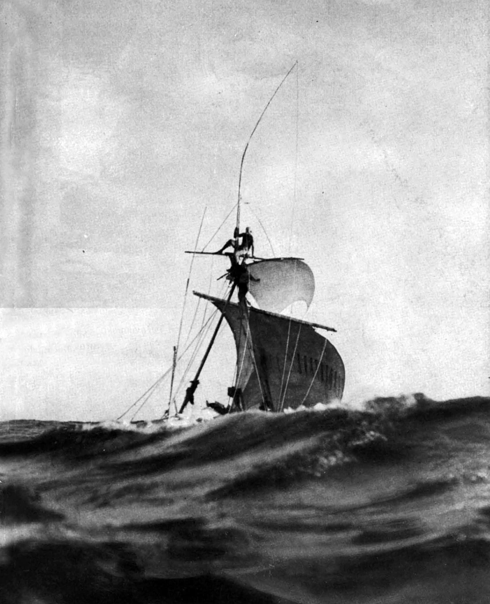 Kon Tiki: Sea breeze