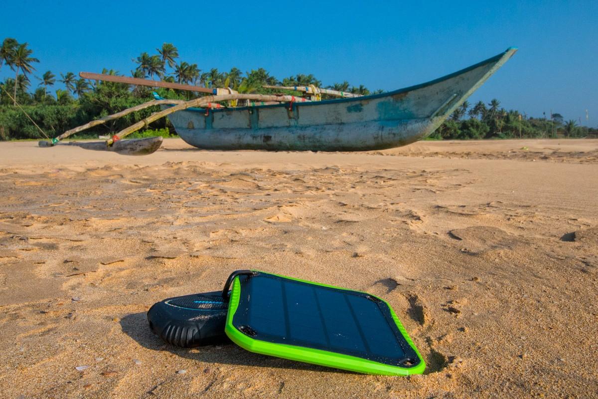 easy ways to travel greener solar power