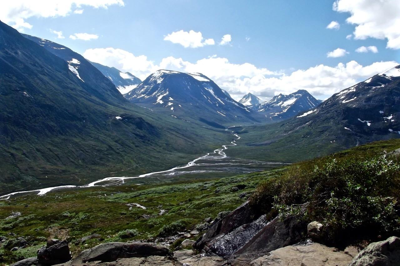 Climbing Galdhøpiggen in Jotunheimen National Park Norway - 10