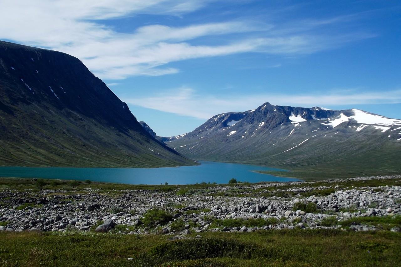 Climbing Galdhøpiggen in Jotunheimen National Park Norway - 4