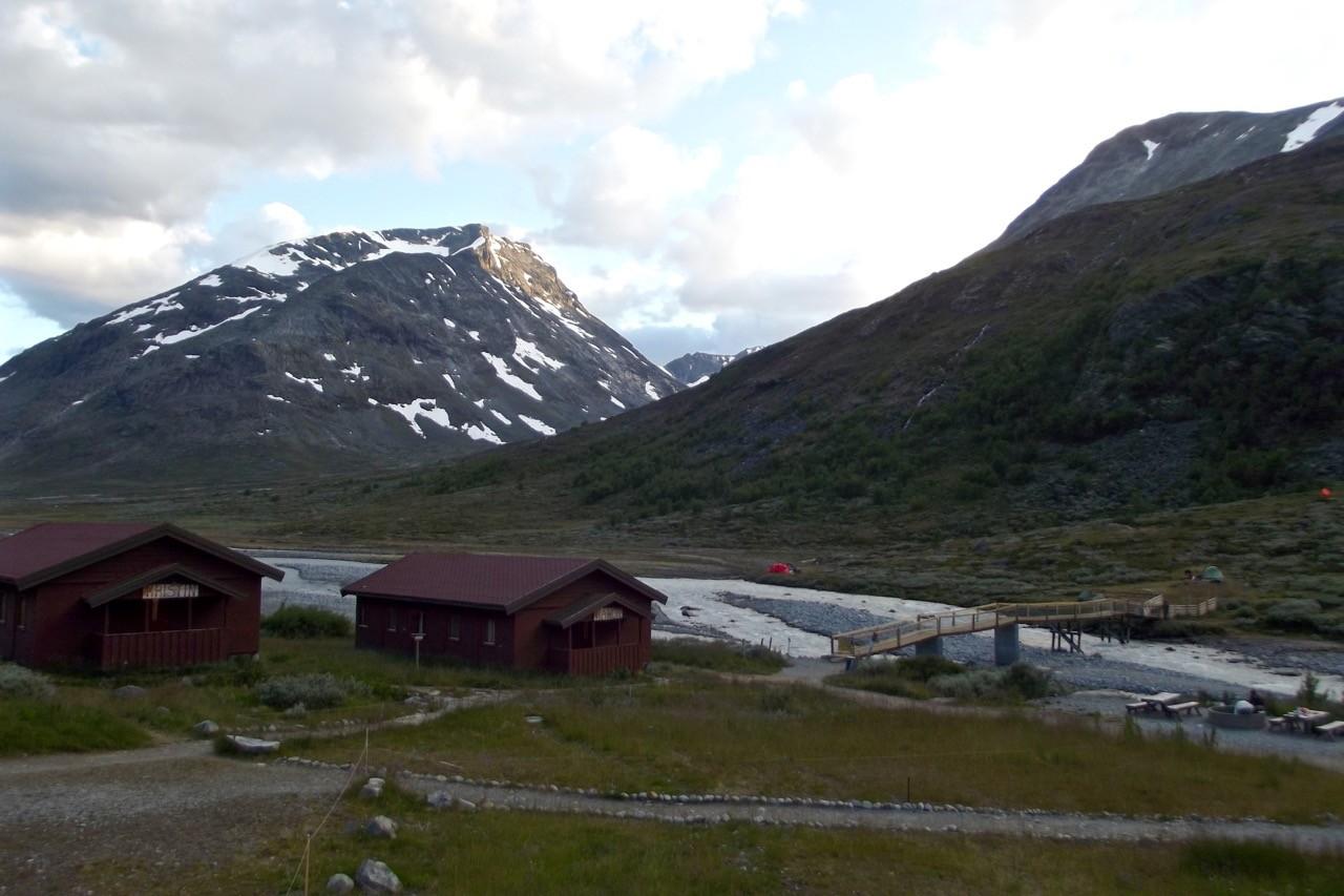 Climbing Galdhøpiggen in Jotunheimen National Park Norway - Spiterstulen