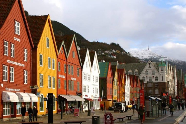 Things to do in Bergen Norway Bryggen