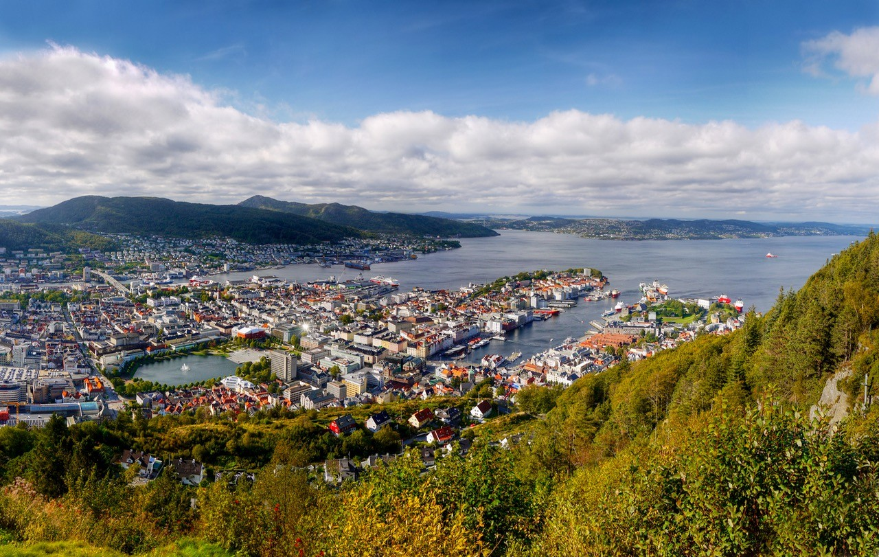 Things to do in Bergen Norway Floyen