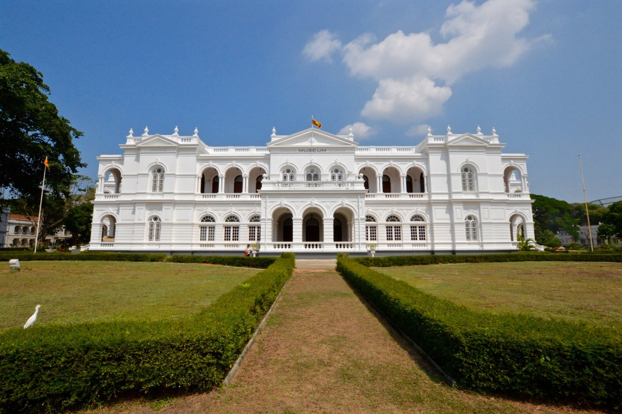 things to do in colombo: colombo national museum