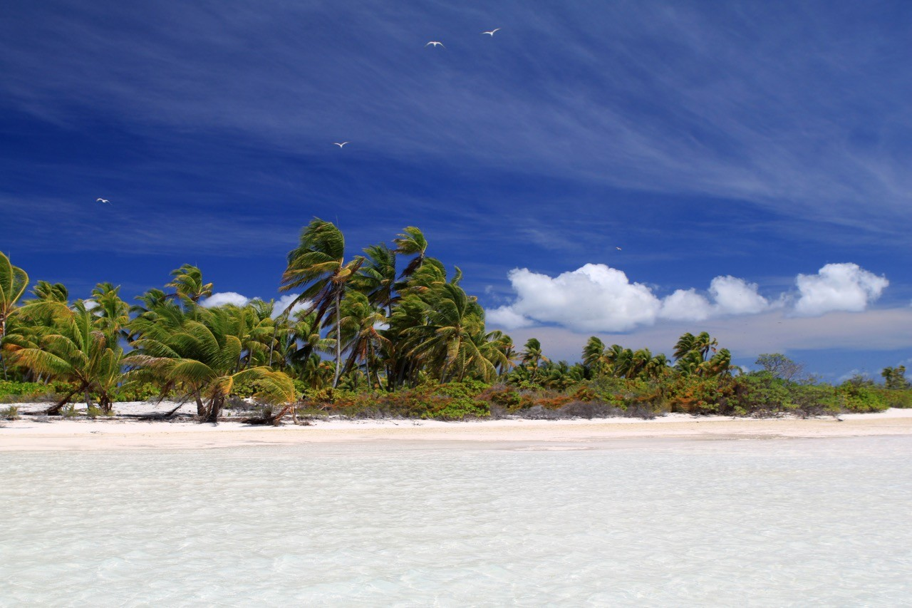 Countries we most want to see - Kiribati