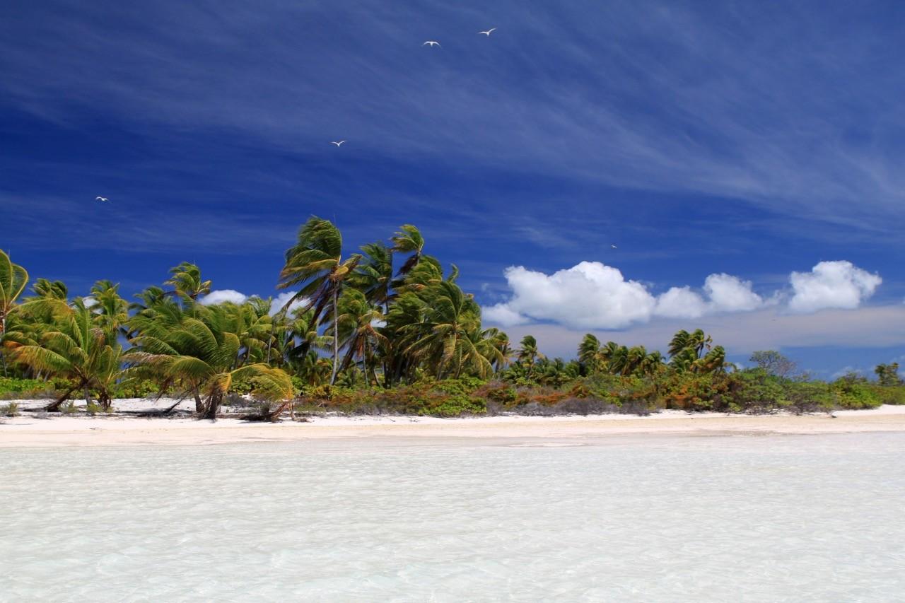 Countries we most want to see - Kiribati
