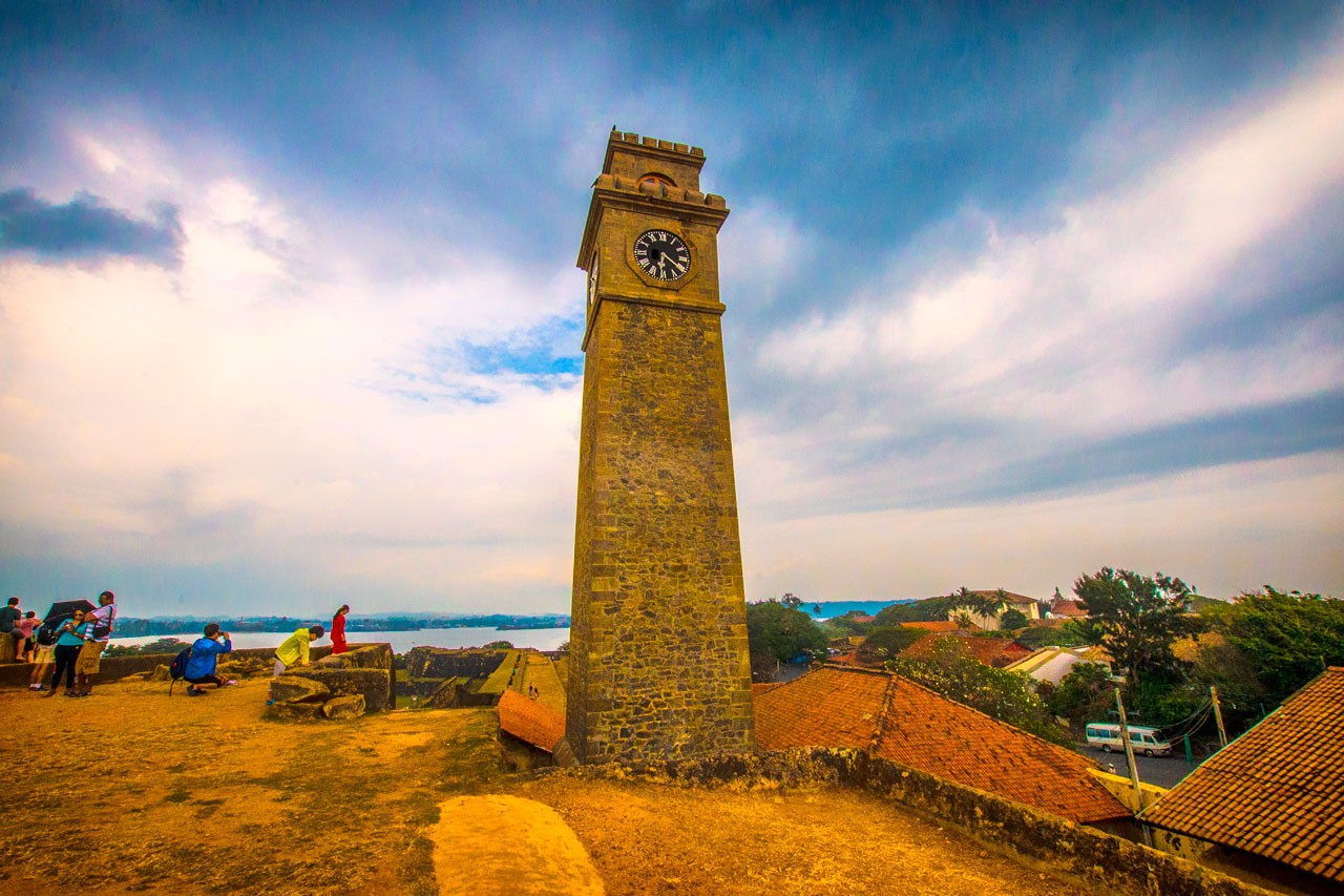 interesting facts about Sri Lanka galle