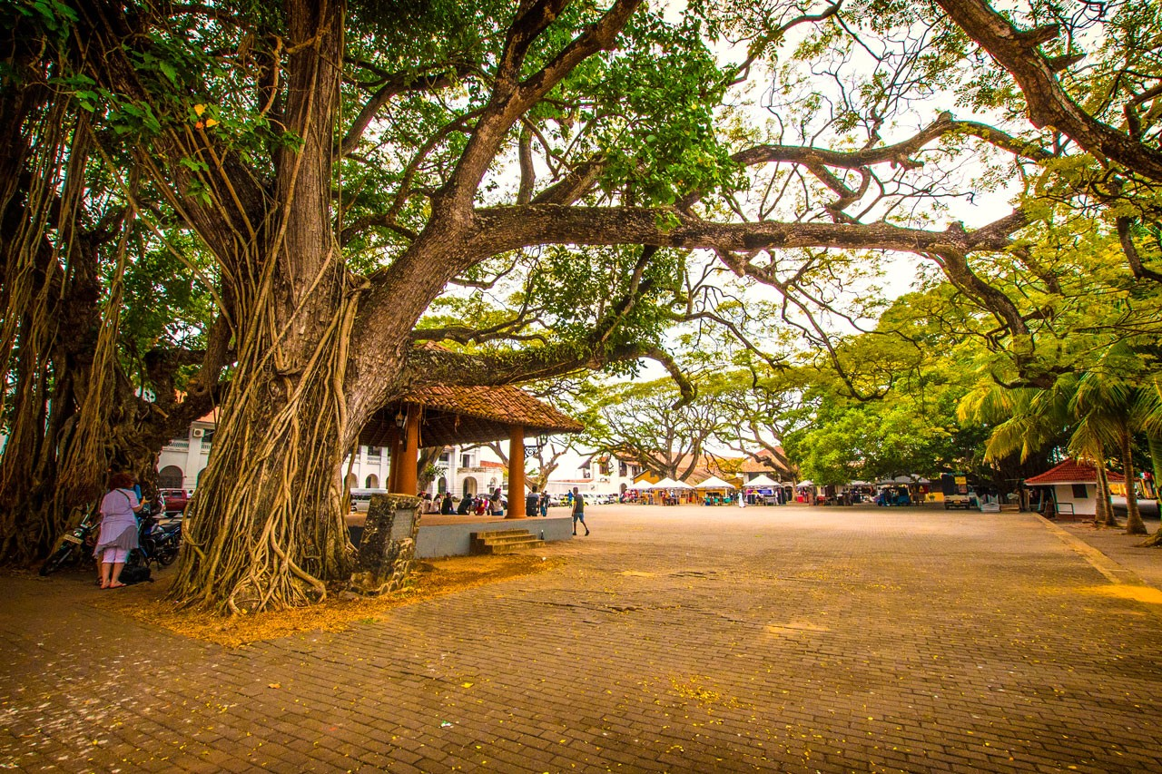 Galle Walking Tour