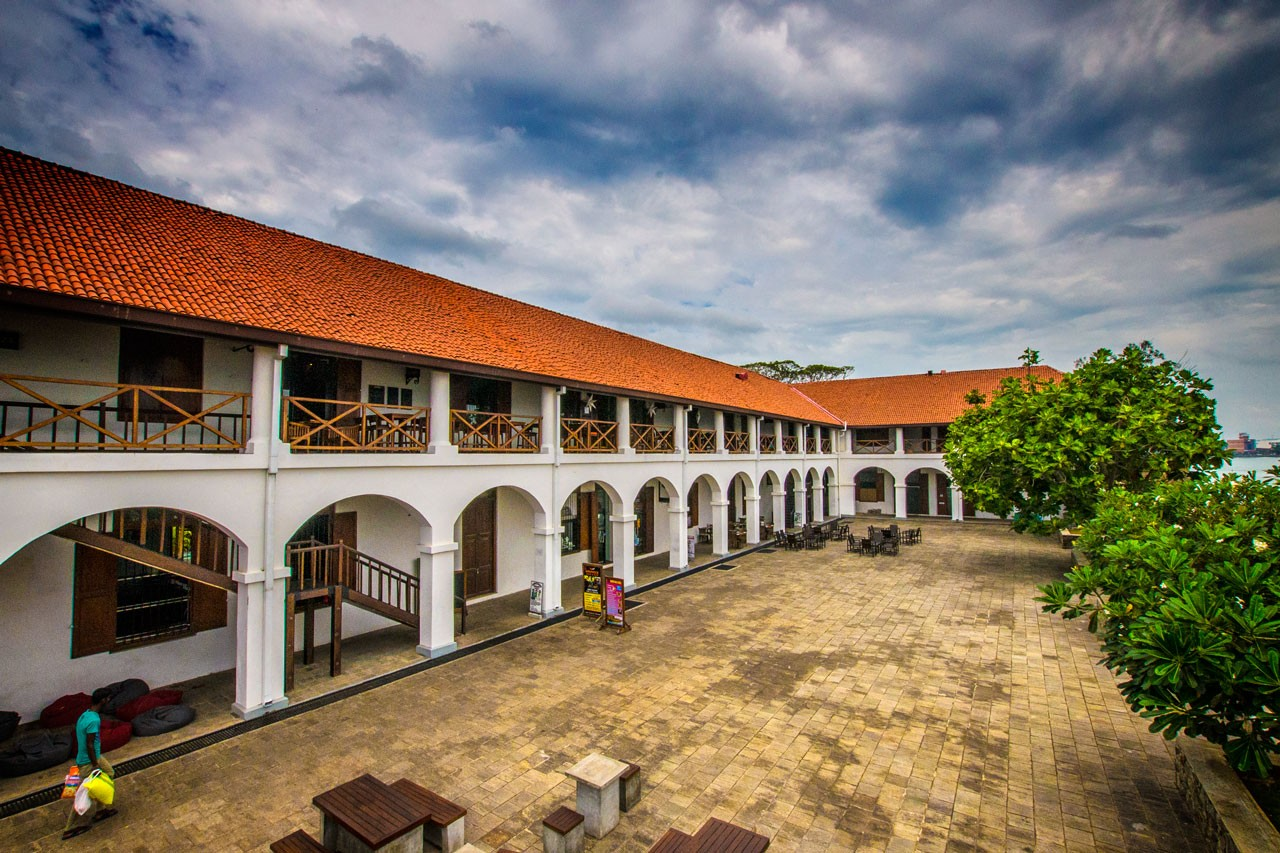Galle-Fort-Dutch-Hospital