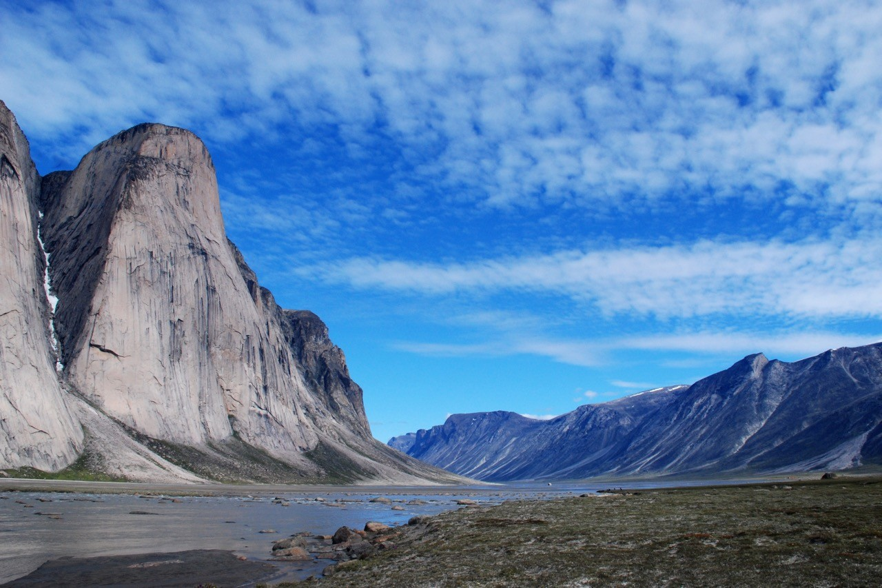 Largest islands in the world Baffin island