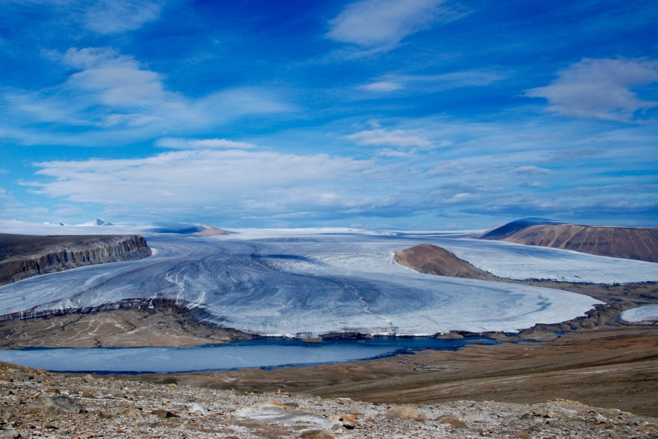 Largest islands in the world Ellesmere Island