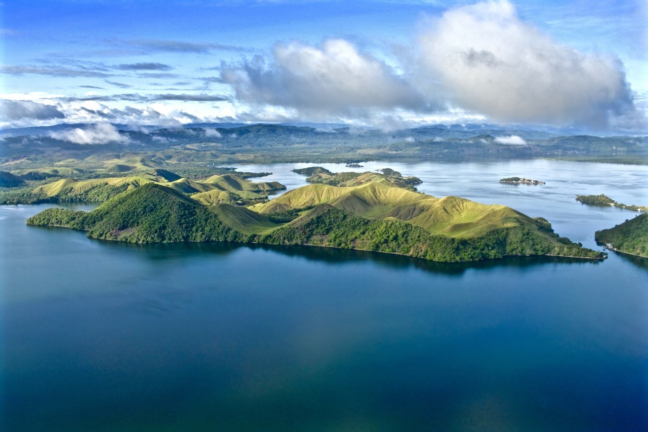 Largest islands in the world new guinea