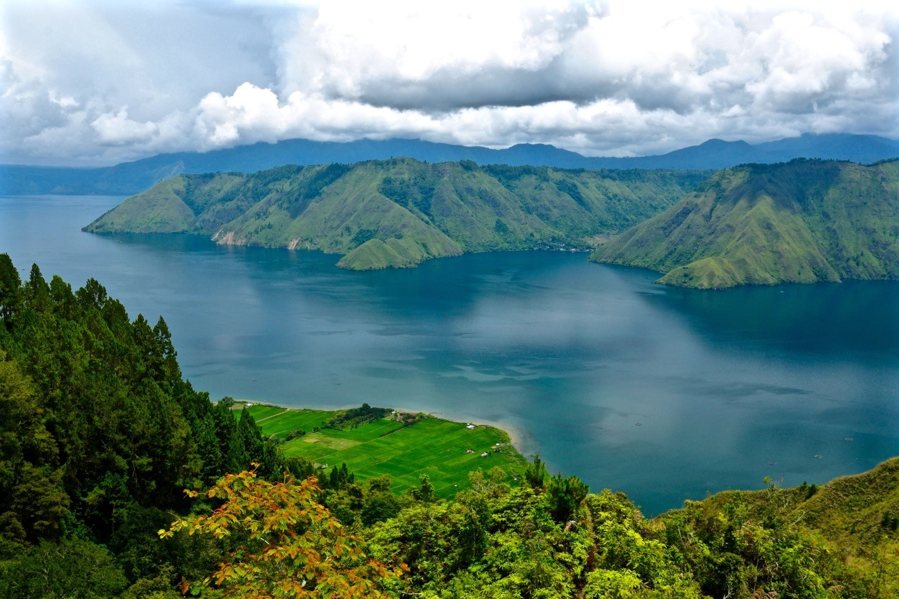 Largest islands in the world sumatra