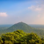 Sigiriya Rock Fortress view