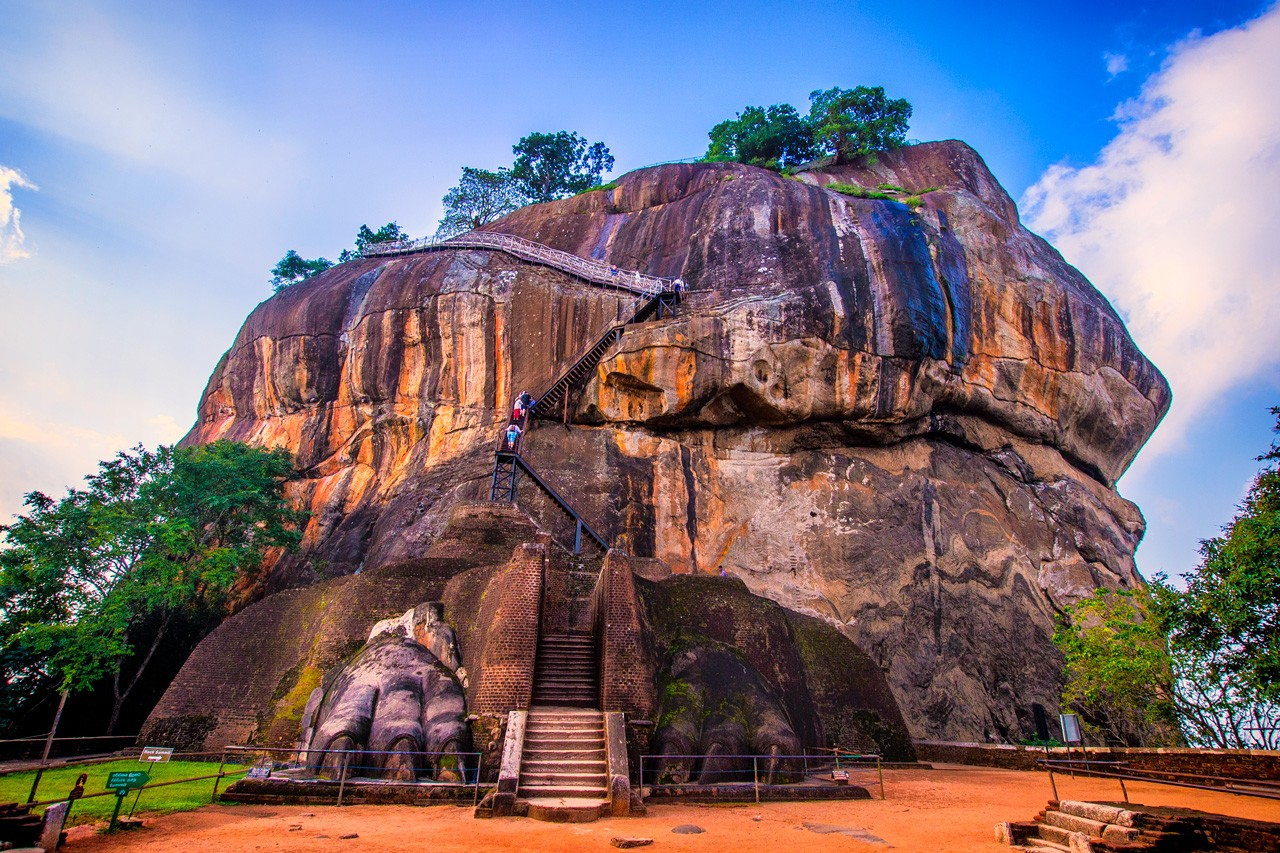 interesting facts about Sri Lanka Sigiriya