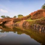 Pool at Sigiriya Rock Fortress