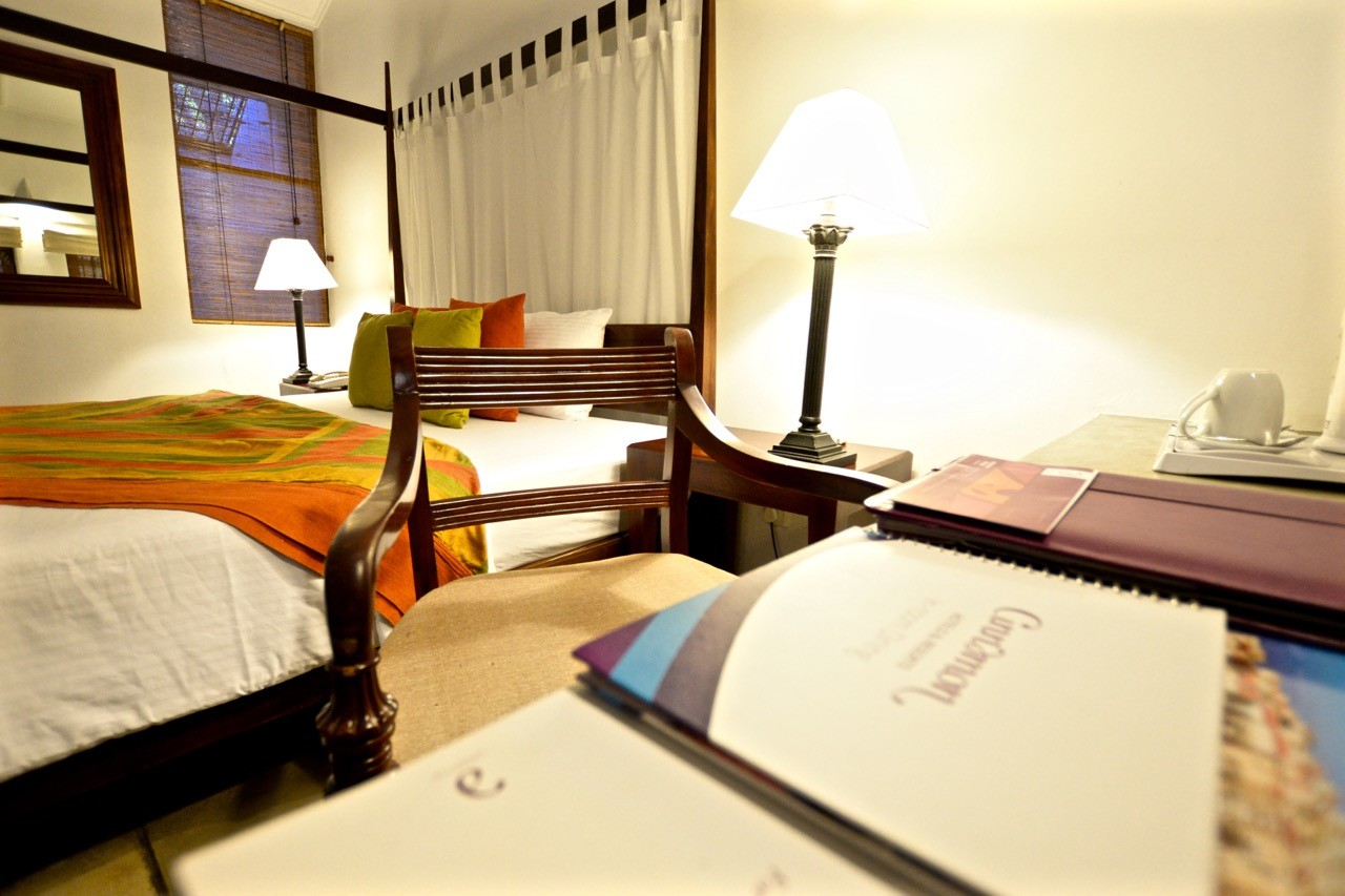 Sigiriya rock fortress hotel - 4