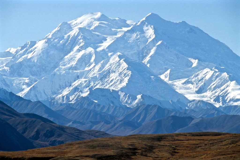 Controversial mountain names - denali