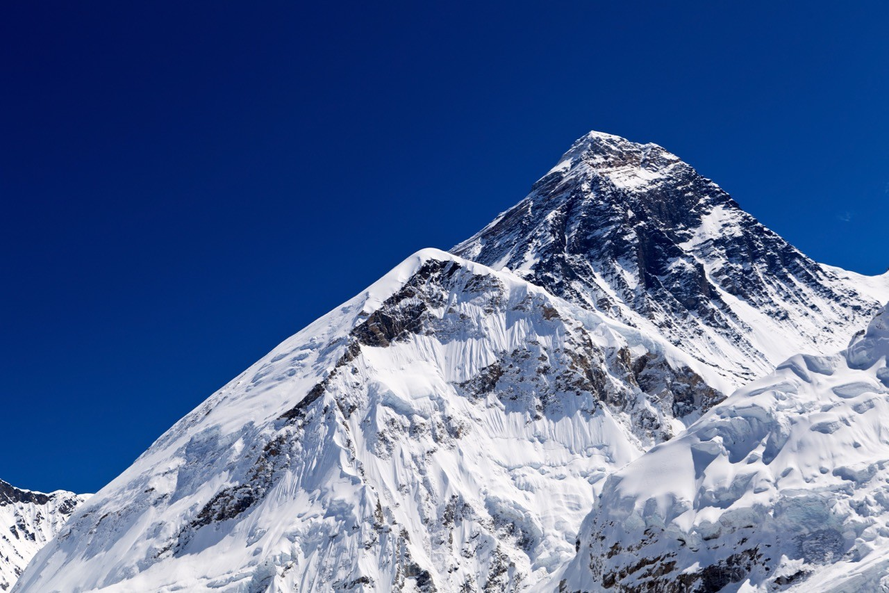 Controversial mountain names - everest