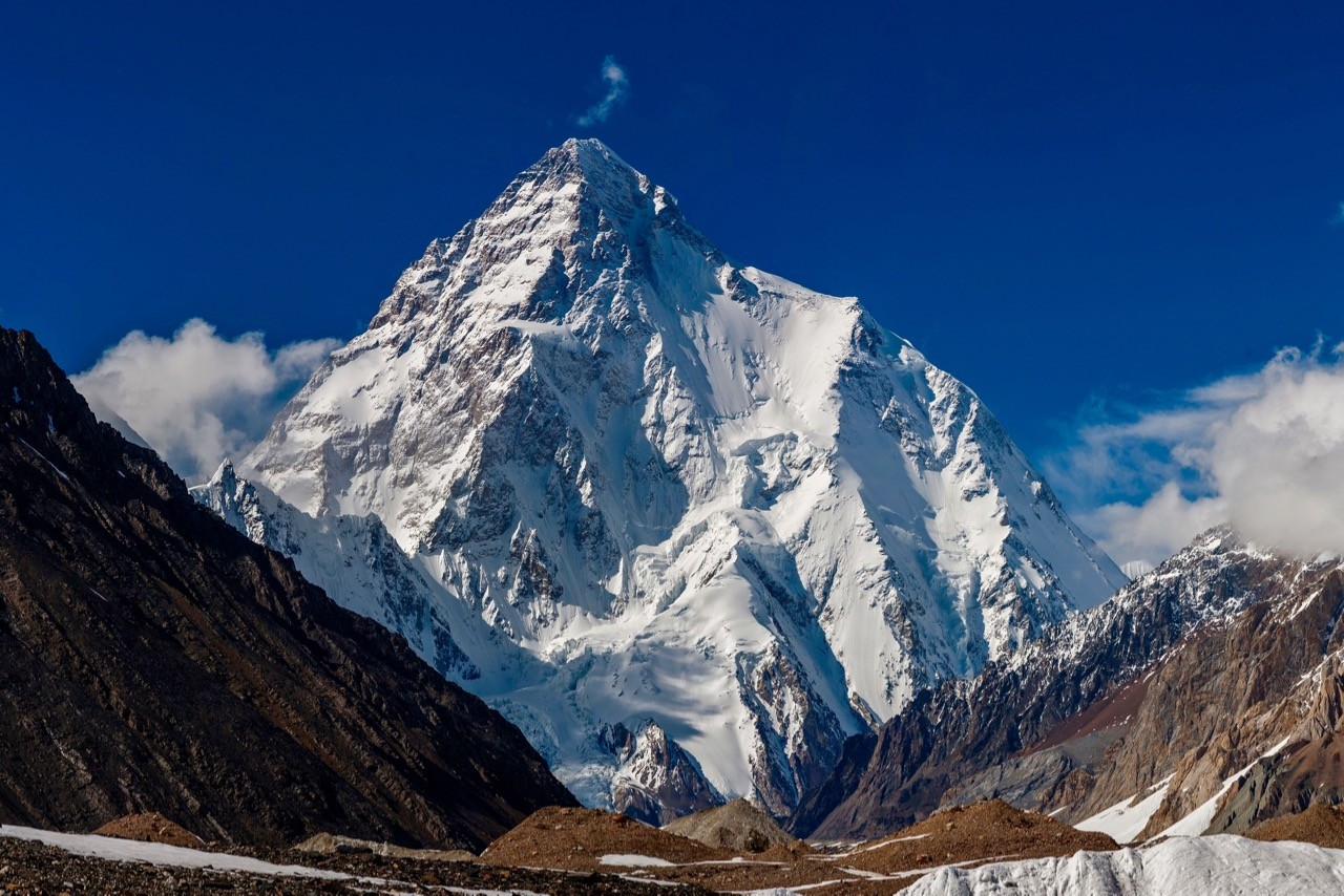 Controversial mountain names - k2