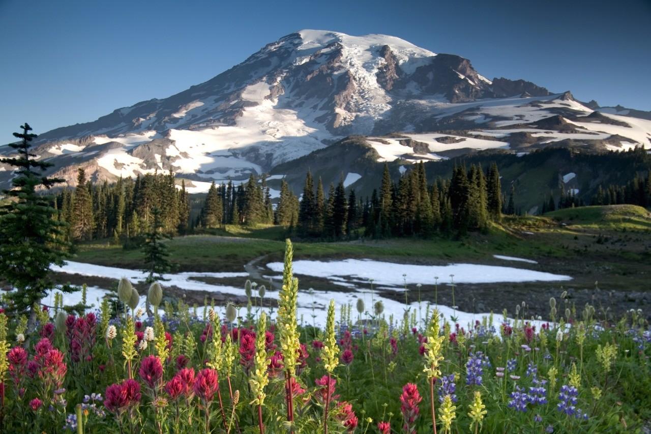 Controversial mountain names - rainier