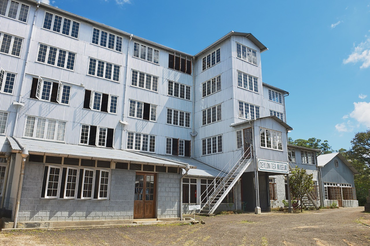 Things to do in Kandy ceylon tea museum