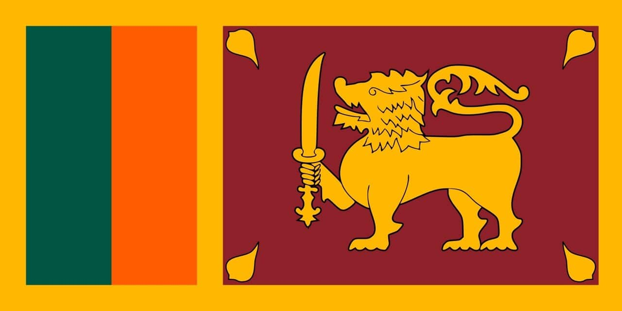 interesting facts about Sri Lanka flag - 1