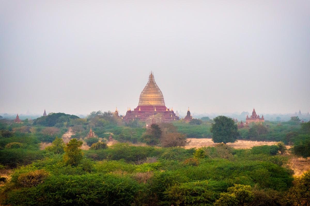 Cycling-Bagan-Dhammayazika-Paya
