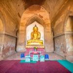 Cycling-Bagan-Dhammayangyi-Pahto-inside